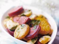 Fried Potatoes with Chorizo recipe