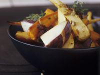 Fried Root Vegetables recipe