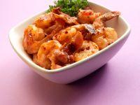 Fried Shrimp in Sherry Sauce recipe
