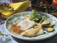 Fried Snapper with Tomato Sauce recipe