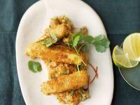 Fried Tofu Strips recipe