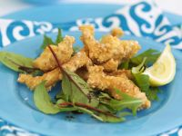 Fried White Fish Bites recipe