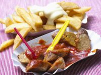 Fries with Homemade Mayonnaise recipe