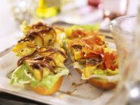 Frittata on Toast recipe
