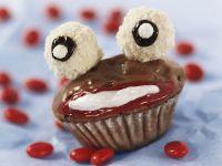 Frog Face Cupcakes recipe