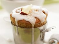 Frosted Apple Muffins recipe