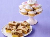 Frosted Buttermilk Vanilla Cupcakes recipe