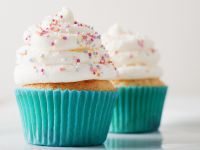 Frosted Lime Cupcakes recipe