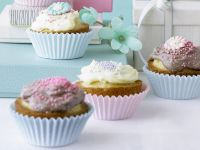 Frosted Mini Cakes recipe