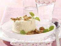 Frozen Apple Parfaits with Almond Brittle