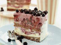 Frozen Berry Gateau recipe