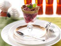 Frozen Blackberry Yogurt recipe
