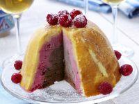 Frozen Chocolate and Berry Bombe recipe