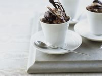Frozen Chocolate Dessert Cups recipe