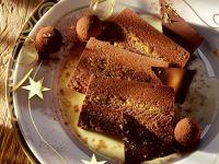 Frozen Chocolate Parfait