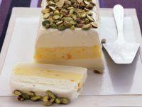 Frozen Citrus and Pistachio Loaf recipe