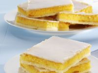 Frozen Citrus Fruit Gateau recipe