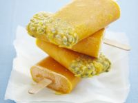Frozen Exotic Fruit Treats recipe