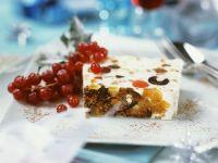 Frozen Ricotta and Fruit Parfait