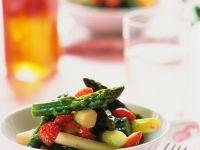 Fruit and Asparagus Bowl recipe