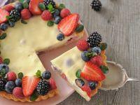 Fruit and Cheese Gateau recipe