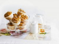 Fruit and Granola Cupcakes recipe