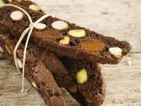 Fruit and Nut Chocolate Biscotti recipe