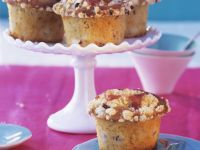 Fruit and Nut Individual Cakes recipe