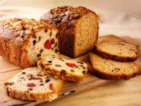 Fruit and Nut Loaf Cake recipe