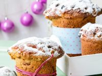 Fruit and Nut Panettone recipe