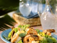 Fruit and Prawn Salad recipe