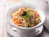 Fruit and Vegetables Salad recipe