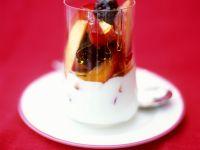 Fruit and Yoghurt Pots recipe
