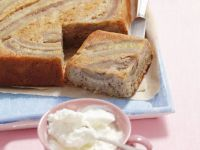 Fruit and Yoghurt Sponge recipe
