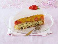 Fruit Cake with Mascarpone Cream recipe
