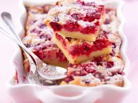 Fruit Clafoutis Bake recipe