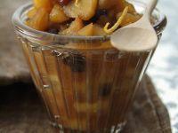 Fruit Compote with Lemon Zest recipe