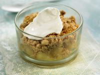 Fruit Crisp Bake recipe