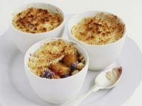 Fruit Crumble Cups recipe