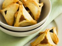 Fruit-Filled Hamantaschen recipe
