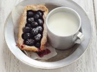 Fruit Pastry Tart recipe