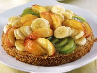 Fruit Pie with Oatmeal Crust recipe