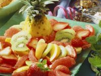 Fruit Plate recipe