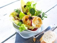 Fruit Salad with Goats Cheese recipe