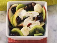 Fruit Salad with Mascarpone recipe