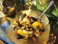 Fruit Salad with Nuts recipe