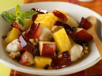 Fruit Salad with Walnuts recipe