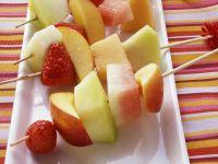 Fruit Skewers recipe