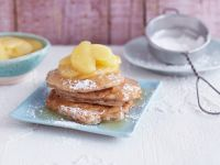 Fruit Stack Pancakes recipe