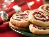 Fruit Swirl Cookies recipe